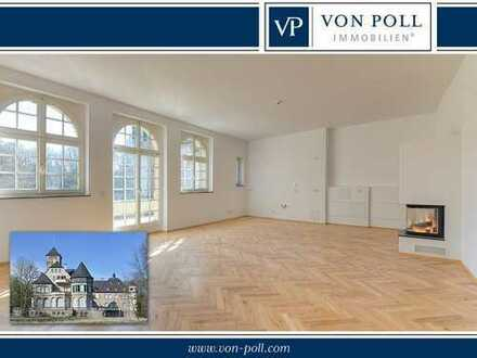 HAUS HARTENFELS - Extravagante Luxuswohnung für höchste Ansprüche / Stadtgrenze Mülheim an der Ruhr!