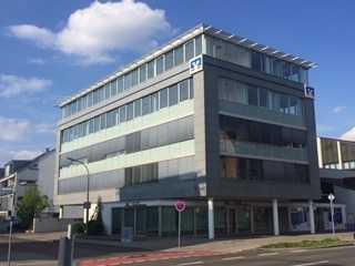 Moderne, helle Büroräume, Nähe Hauptbahnhof