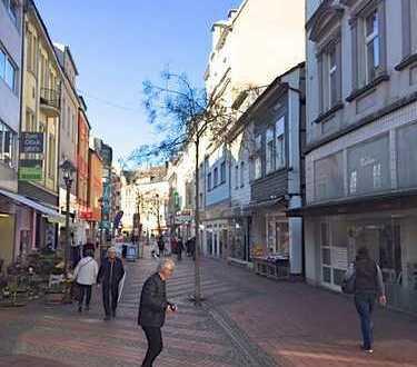Einmalige Gelegenheit: Kleines Wohn-/Geschäftshaus in Fußgängerzone!