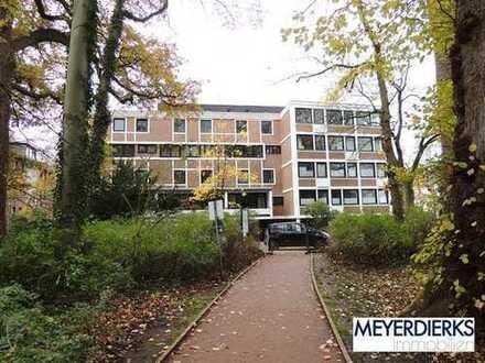 Schlossgarten - Gartenstraße: sanierte 4-Zimmer-Maisonette-Wohnung - fußläufige Nähe zur Innenstadt