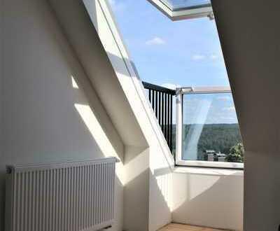 Exklusive 2-Zimmer-DG-Wohnung mit EBK in Bestlage