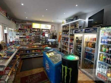 Umsatzstarkes Kiosk in guter Lage mit einigen Besonderheiten