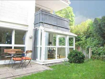 Exklusive, gepflegte 3-Zimmer-Terrassenwohnung mit EBK in Tübingen