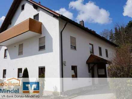 Attraktive Eigentumswohnung in guter Lage von Gundelfingen zu verkaufen!