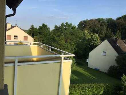 Gepflegte 2-Zimmer-Wohnung mit Balkon und EBK in Bochum