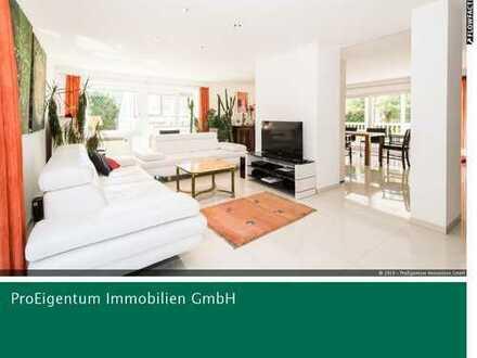 Haus in Haus: exklusive 4-Zi-ETW mit Garten, Terrassen und Wintergarten