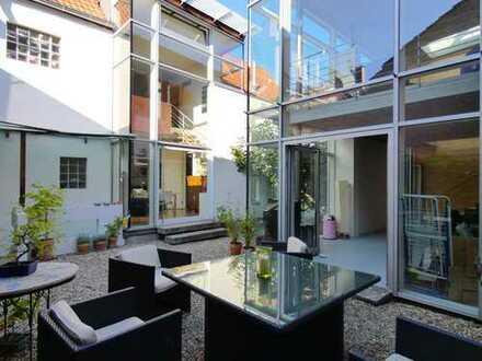 Die perfekte Kombination aus Wohnen und Arbeiten!