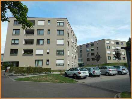 Neue, betreute 1-Zimmer-Seniorenwohnung im St. Gallus-Park mit neuer Einbauküche zu vermieten