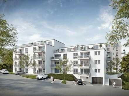 KL–Am Waldschlößchen - Penthouse-Wohnung - In 10 Minuten im Wald, in 10 Minuten in der Stadt