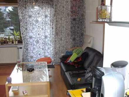 Kleines freundliches Appartement mit Balkon