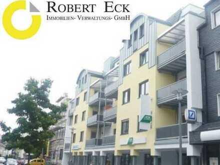 2-Zi.-Wohnung mit Bakon im 2. OG: barrierefreies Service-Wohnen in der Telegrafenstraße 26 - 30