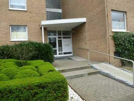 Gepflegte 4 Zimmer Eigentumswohnung mit Balkon in Moers-Repelen.