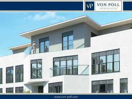 Provisionsfrei - Neubau: Hochwertige Ausstattung und ein moderner Grundriss in zentraler Lage