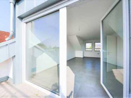 Erstbezug: schöne 3-Zimmer-Dachgeschosswohnung mit Balkon in Werne