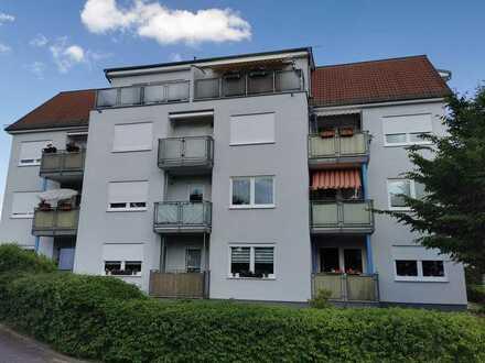 Seniorengerechte 3 Zimmerwohnung mit 2 Balkonen