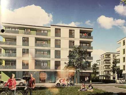 Neuwertige, helle 3 Zimmer- Wohnung mit Balkon, 100qm