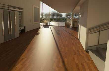 Achtung: Lichtdurchflutete Penthousewohnung mit Südausrichtigung und rießiger Terrasse!