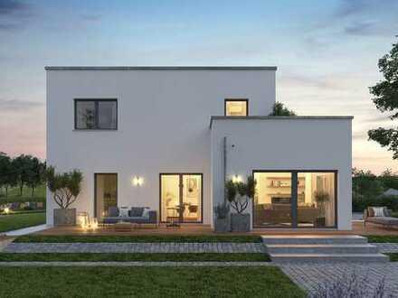 Einfamilienhaus - kompakt und clever geplant inkl. Grundstück & Doppelgarage