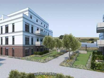 Exclusive Eigentumswohnung direkt an der Elbe