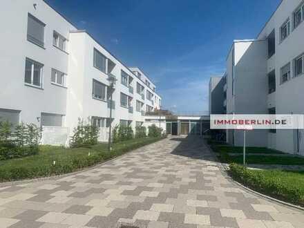 IMMOBERLIN.DE - Am See! Moderne vermietete Wohnung