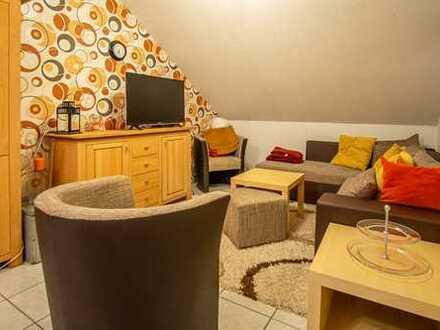 !! NEU !! Gemütliche Dachgeschoss-Wohnung in ruhiger Lage von Raesfeld