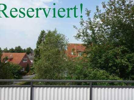 Jever - sofort bezugsfrei - top-gepflegte Eigentumswohnung in ruhiger aber zentraler Lage!