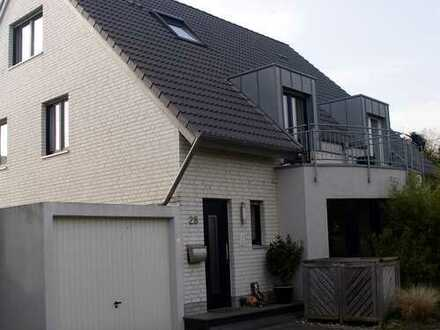 Moderne Doppelhaushälfte in Krefeld, Fischeln