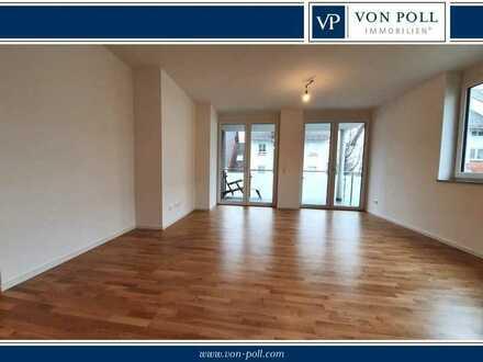 Über der Stadt - neuwertige 3 Zimmer Wohnung in Bruchsal