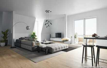 Bau hat begonnen! 4 Zimmer Dachgeschoss-Loft in Potsdam mit 2 Terrassen - nahe Griebnitzsee!