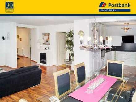EDEL WOHNEN IM KURORT! 3-ZKB Dachgeschosswohnung, ca. 103 m² WFL, Dachterrasse, Parkplatz & EBK!