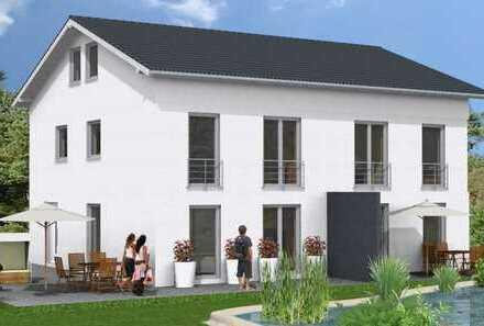 Viel Platz für die Familie - großzügig und offen - Doppelhaushälfte in Herbertshofen