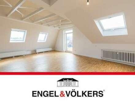 Wohnen über den Dächern Bielefelds