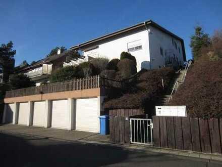 4 Zimmer-Wohnung mit Sonnenterrasse und Garage in Bad Schwalbach