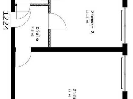 Schöne 2-Zi. Wohnung - Ideal für Studenten