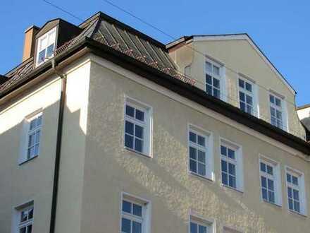 Exclusive Loft-Wohnung Dachgeschoss München-Max-Vorstadt