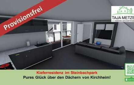 Ihre Kieferresidenz im Steinbachpark Pures Glück über den Dächern von Kirchheim