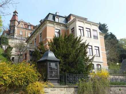 Edle Villenetage am Elbhang Loschwitz - frisch renoviert