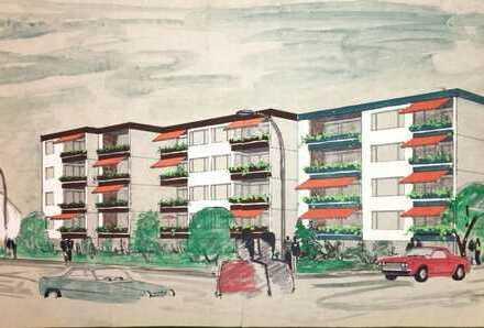 Helle und geräumige 4-Zimmer-Wohnung in Süd-West Lage