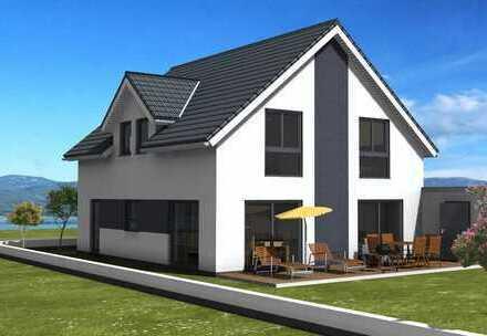 Architektenhaus in Halbhöhenlage von Alfter