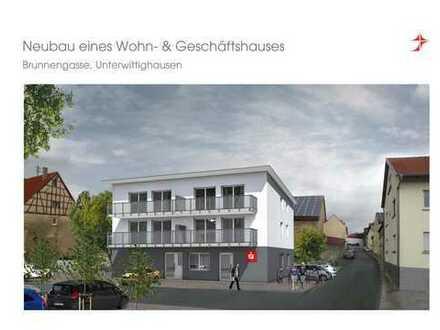 4 Neubauwohnungen in Unterwittighausen