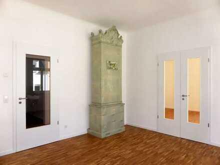 Hochwertig modernisiert ! Großzügige 4-Zimmer Etagenwohnung mit Südbalkon im Zentrum von Meißen