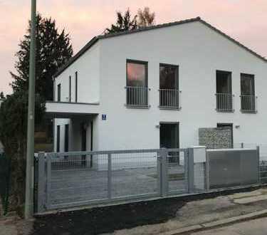 Erstbezug - Neubau-DHH mit 230 m² Garten