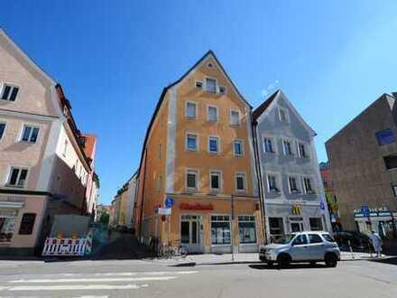 Zentral gelegene renovierte Wohnung am Arnulfsplatz