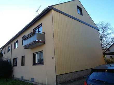 Zweifamilien-Doppelhaushälfte mit großem Grundstück 76187 Karlsruhe Nordweststadt