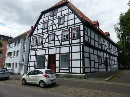 Charmante EG-Wohnung im Fachwerkhaus innerhalb des Walls!