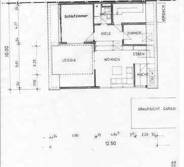 Helle, moderne, gepflegte 3-Zimmer-DG-Wohnung mit Dachterasse in Leinfelden