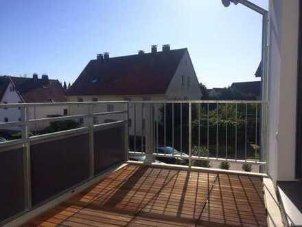 Erstbezug : großzügige 3-Zimmer-Wohnung mit Balkon in Jöllenbeck