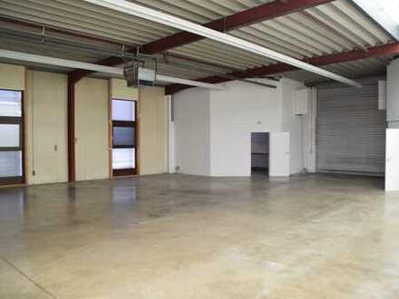 Hallenflächen in Detmold zu vermieten - mit Büro