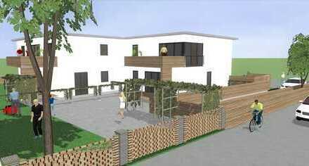50 % bereits verkauft!!! Exklusive 3 Zi.-Gartenwohnung in begehrter Villenlage von Götzenhain