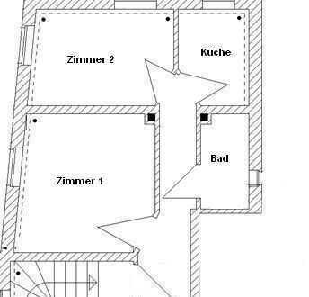 Östliches Ringgebiet, 2 Zimmer